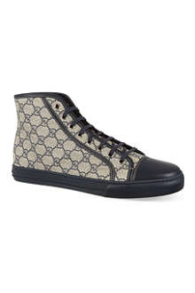 GUCCI California hi top trainers