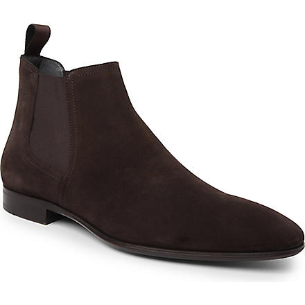 HUGO BOSS Annos Chelsea boots (Brown