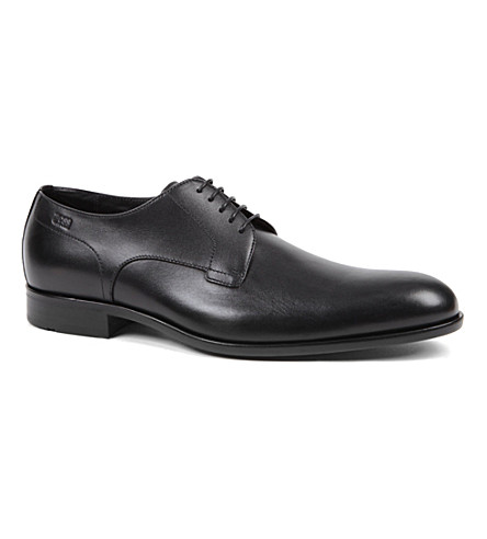 HUGO BOSS Brondor Derby shoes (Black