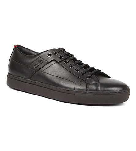 HUGO BOSS Futesio tennis trainers (Black