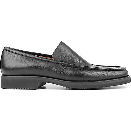 STEMAR Ballabio loafers (Black