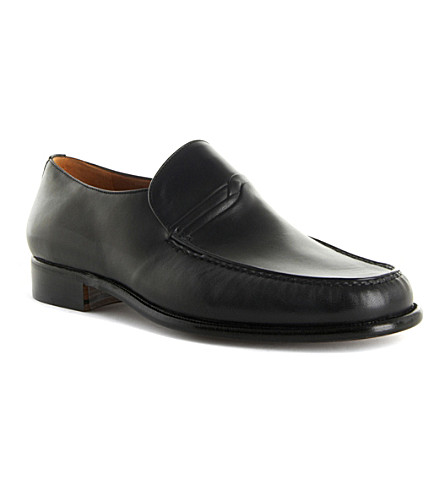 STEMAR Bellagio loafers (Black