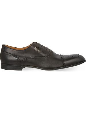 GUCCI Chiaia Oxford shoes