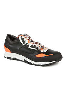 LANVIN Colourblocked running trainers