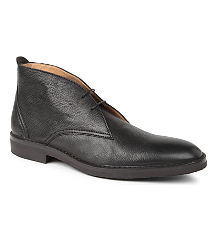 ERMENEGILDO ZEGNA Chukka boots (Black