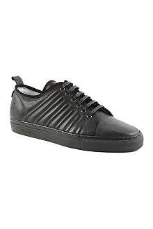 OLIVER SWEENEY Fiano leather trainers