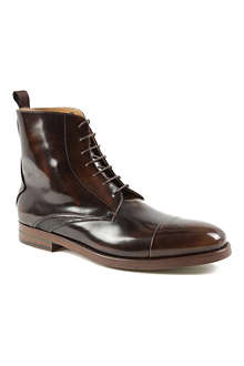OLIVER SWEENEY Scanzo leather boots