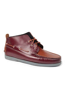 THE GENERIC MAN Shoreman chukka boots