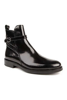 KURT GEIGER Balham leather boots