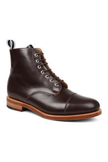 OLIVER SPENCER Derby boots