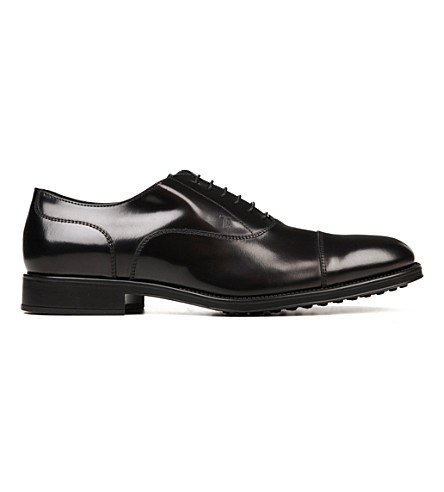 Lace-up in Leather Tod's Outlet Discount Sale FlKizB