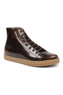 MARC JACOBS Parker high-top trainers