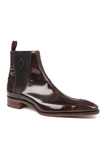 JEFFERY WEST Ex-seamed Chelsea boots