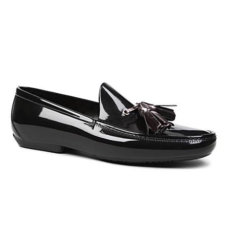 VIVIENNE WESTWOOD Tassel loafers (Black