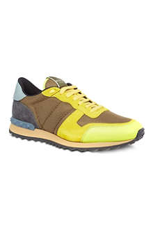 VALENTINO Plain running trainers