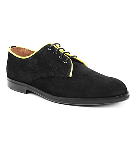 B STORE Gordon 1 Derby shoes (Black
