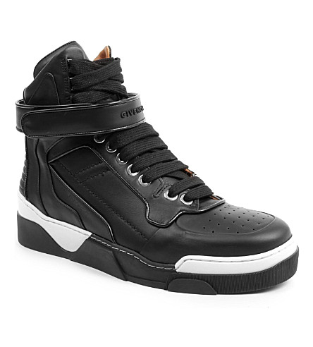 GIVENCHY Tyson high-top trainers (Black