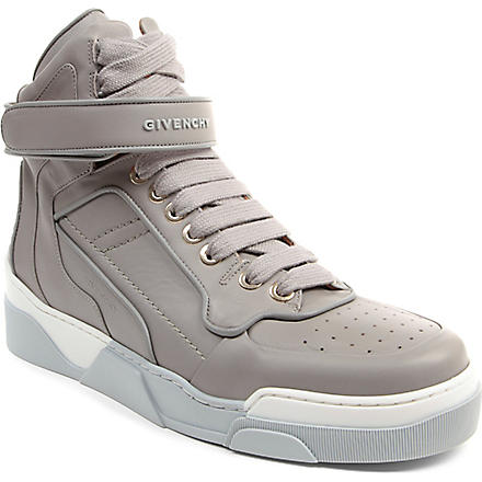 GIVENCHY Tyson high-top trainers (Grey