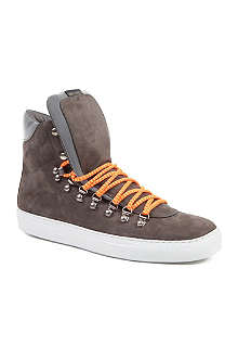 D SQUARED Alfredo climb high top trainers