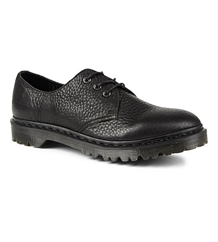DR MARTENS Immanuel Derby shoes (Black