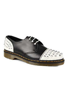 DR MARTENS Baxter studded Derbies