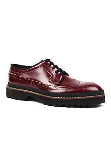 MARNI Long wing brogues