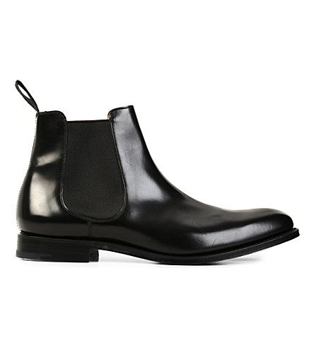 CHURCH Beijing chelsea boots (Black