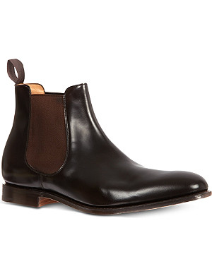 CHURCH Beijing leather Chelsea boots
