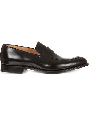 CHURCH Prague leather penny loafers