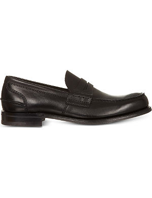 CHURCH Pembrey leather penny loafer