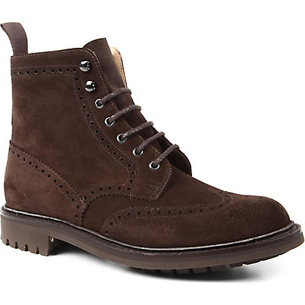 CHURCH McFarlane wingcap boots (Brown