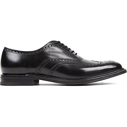 CHURCH Rome Oxford brogue shoes (Black