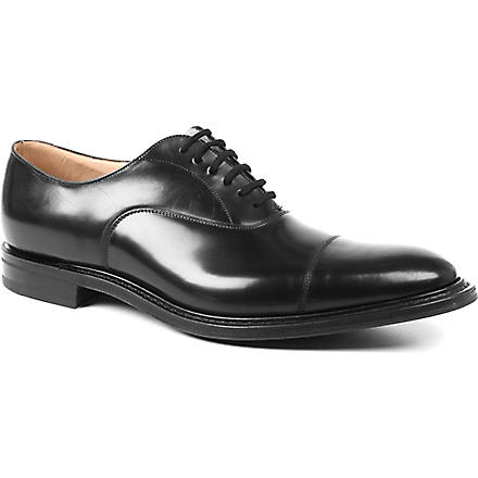 CHURCH Vienna toe-cap Oxford shoes (Black