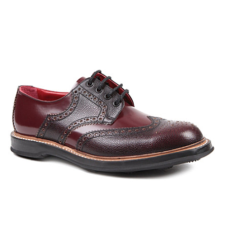 CHURCH Farthingston brogues (Wine