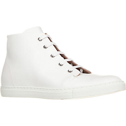 CREATIVE RECREATION High-top trainers (White