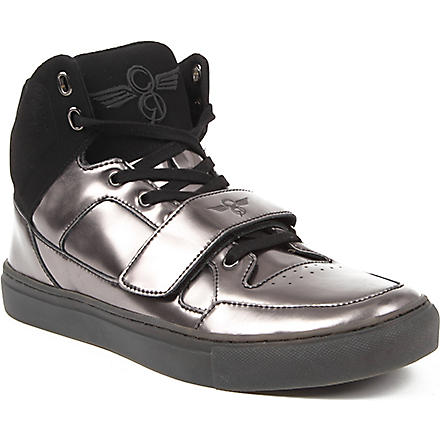 CREATIVE RECREATION Cota hi-top trainers (Grey