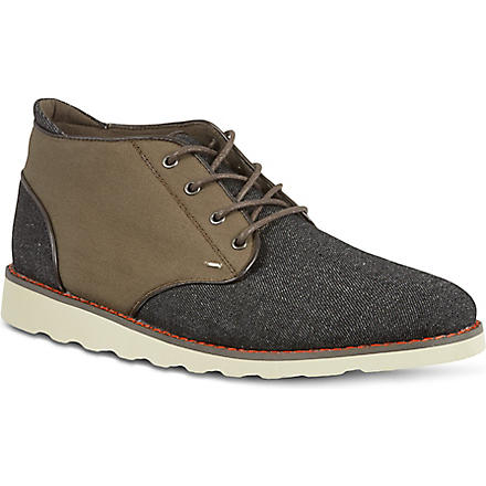 THE GENERIC MAN Dom shoes (Blk/brown