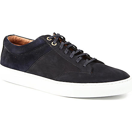 ETQ Low-top trainers (Navy