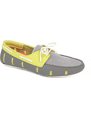 SWIMS Lace-up driver shoes