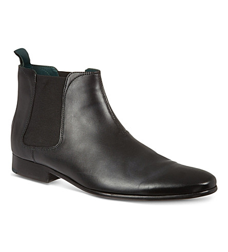 TED BAKER Buurg chelsea boots (Black