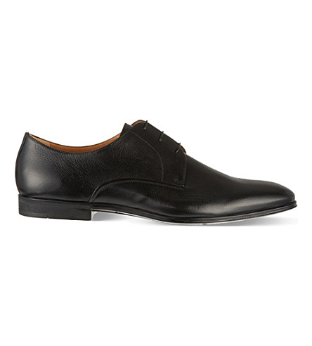 STEMAR Derby shoes (Black