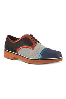 NICHOLAS KIRKWOOD Combo derby shoes