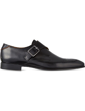 PAUL SMITH Wren monk shoes