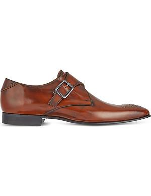 PAUL SMITH Wren monk shoes