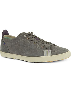 PAUL SMITH Vestry suede trainers
