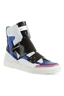 MEDISANA Combo Flap high-top trainers