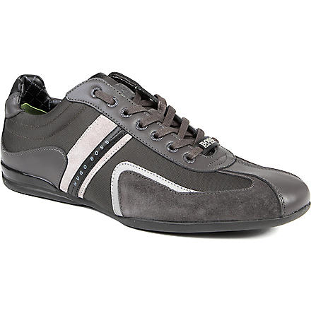 HUGO BOSS Space Up trainers (Grey