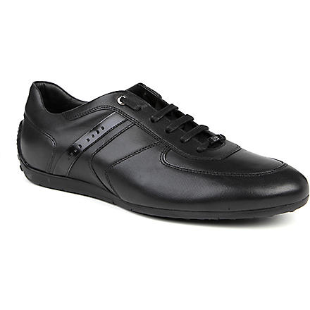 HUGO BOSS Promenio trainers (Black