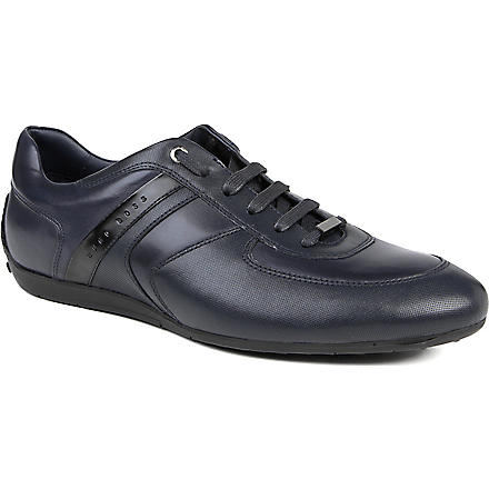 HUGO BOSS Promenio trainers (Navy