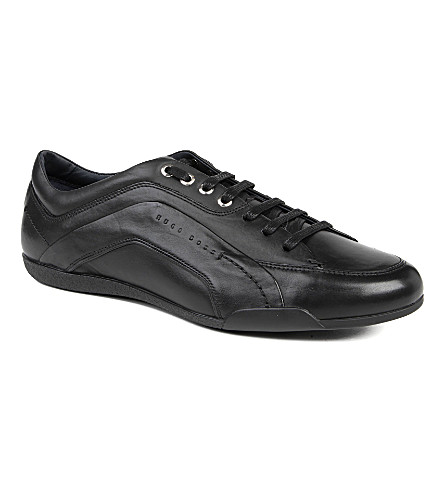 HUGO BOSS Biarton trainers (Black